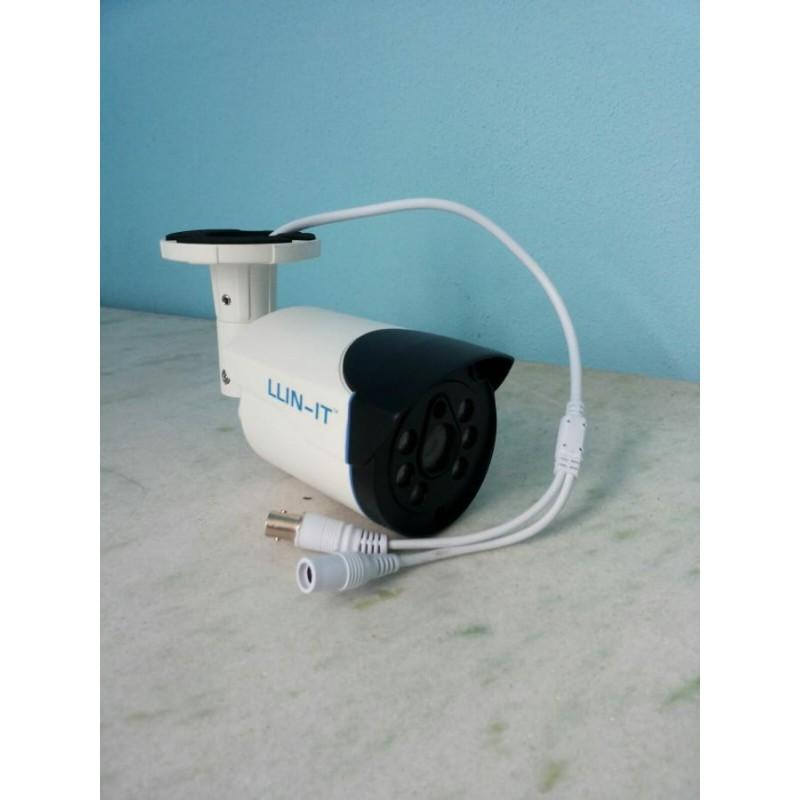 TELECAMERA IR BULLET AHD 1080P 2 MP 3,6 mm
