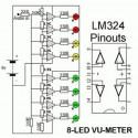 CIRCUITO INTEGRATO LM324AN SGS-THOMSON