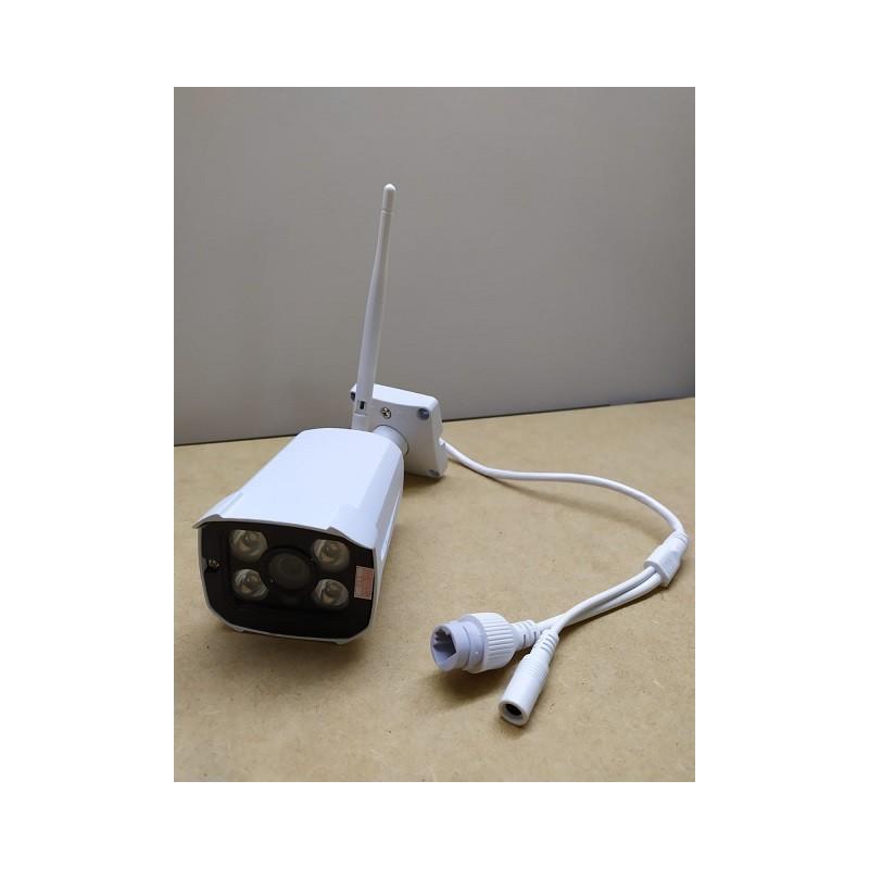TELECAMERA A COLORI  IP WIRELESS FULL HD 2 MP