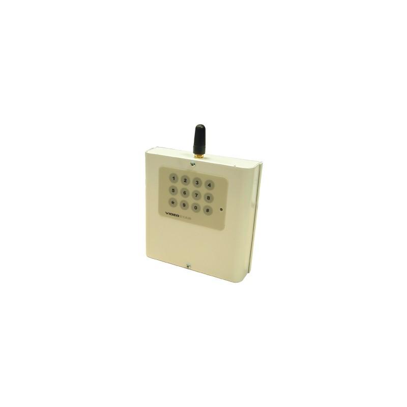 COMB.GSM 3IN/1OUT CON TASTIERA INTEGRATA