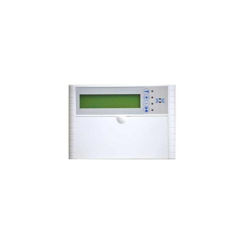 Tastiera LCD per centrali serie DOMUSX