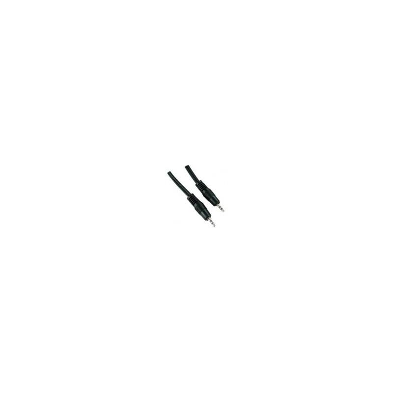 CAVO JACK 3.5mm M/M 1,50m