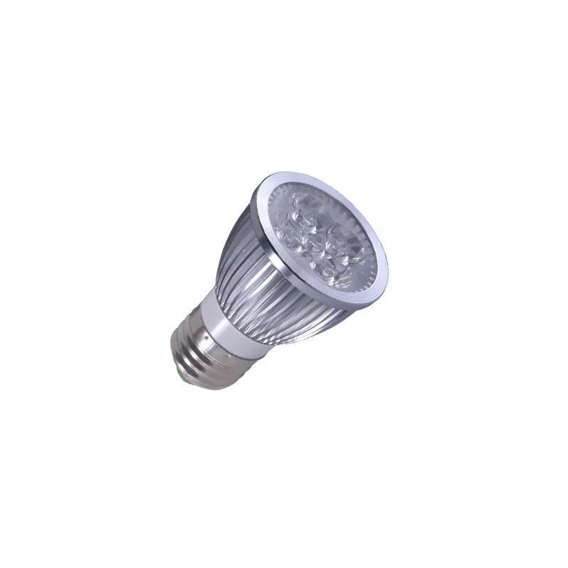 LAMPADA 4 LED 4w ATTACCO E27 LUCE CALDA