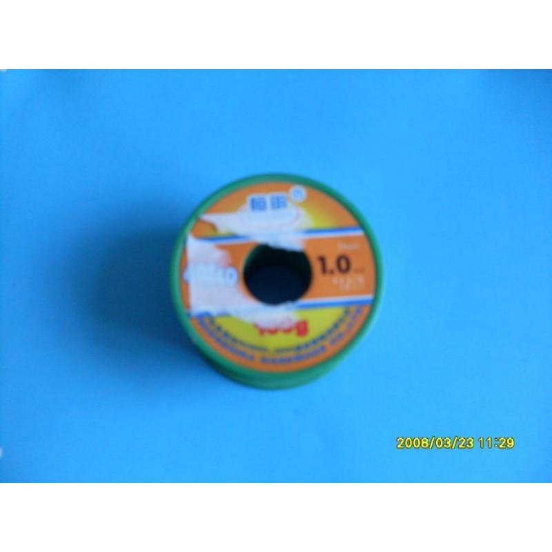STAGNO PER ELETTRONICA 100GR 1 mm