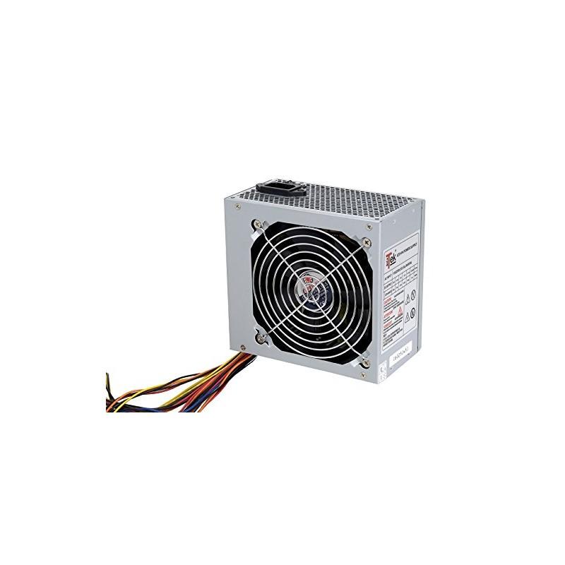 ALIMENTATORE PC 500W ATX ENERGY PIV VENTOLA 12CM