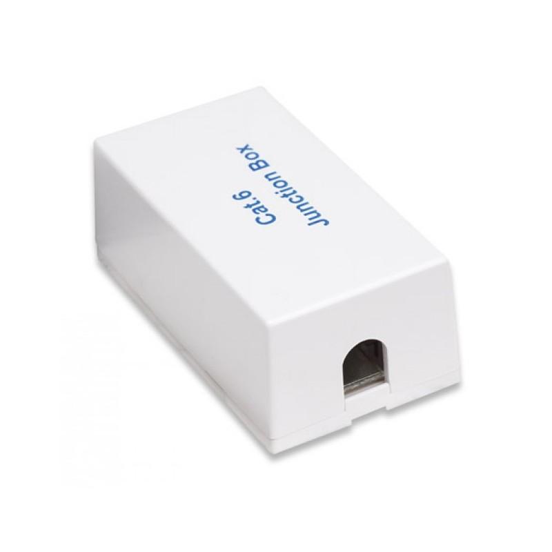 BOX GIUNZIONE UTP CAT6 PLASTICA