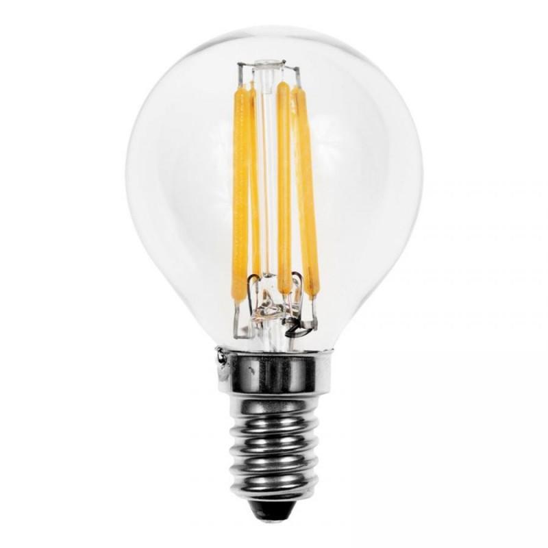 LAMPADA LED 4W ATTACCO E14 LUCE BIANCA