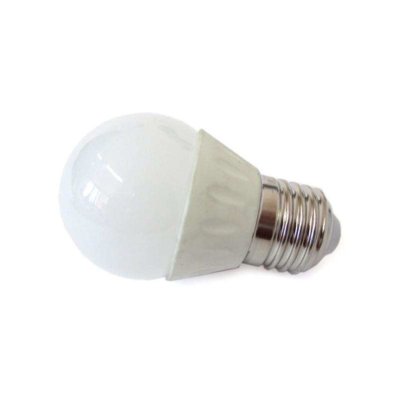 LAMPADA LED 4W ATTACCO E27 LUCE FREDDA