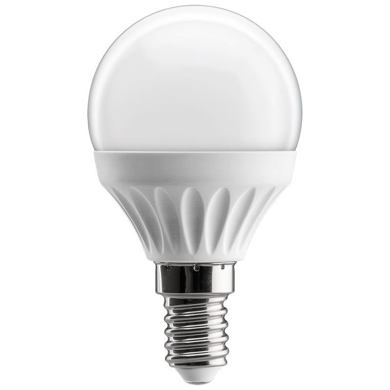 LAMPADA LED 5W ATTACCO E14 LUCE BIANCA