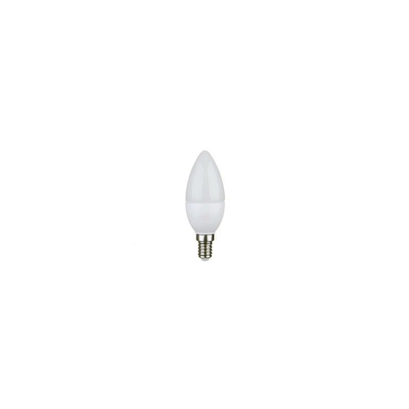 LAMPADA LED 5W ATTACCO E14 LUCE CALDA