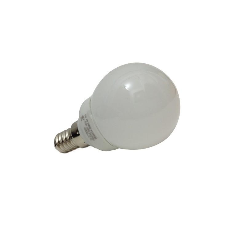LAMPADA LED 6W ATTACCO E14 LUCE CALDA