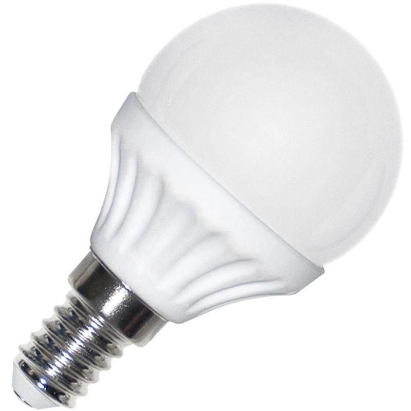 LAMPADA LED 6W ATTACCO E14 LUCE FREDDA