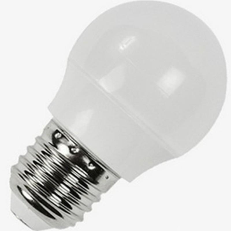 LAMPADA LED 6W ATTACCO E27 LUCE CALDA