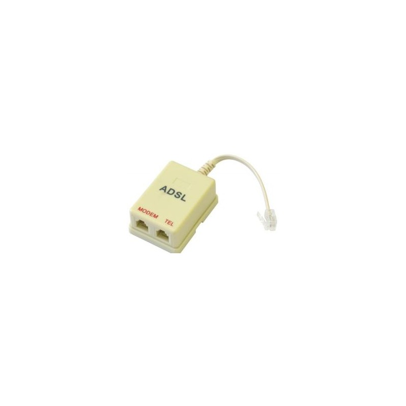 FILTRO ADSL/SPLITTER RJ11