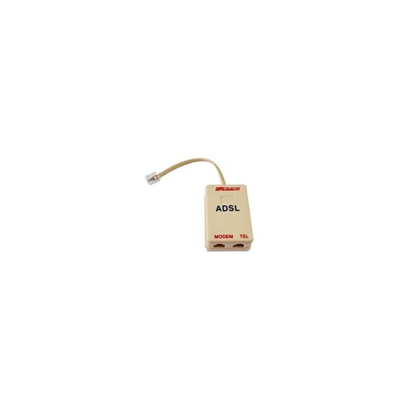 FILTRO ADSL/SPLITTER RJ11 TELECOM