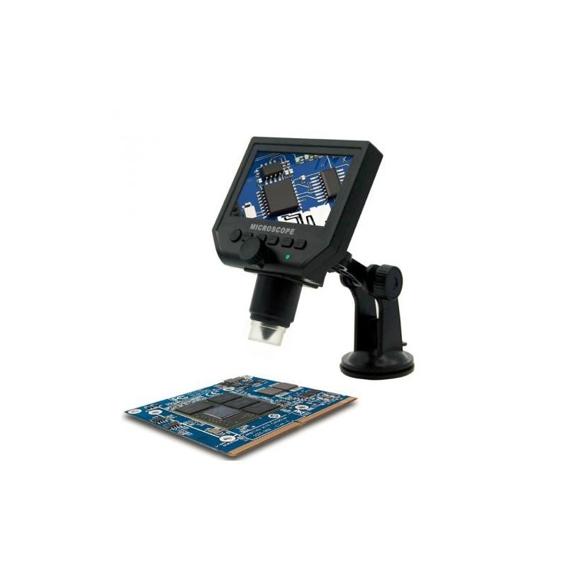 MICROSCOPIO DIGITALE USB HD 600 X 4.3