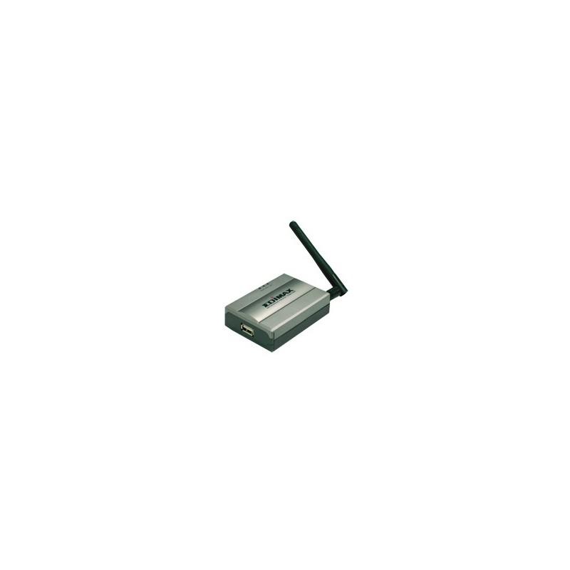 PRINT SERVER USB 2.0/WIRELESS 54M