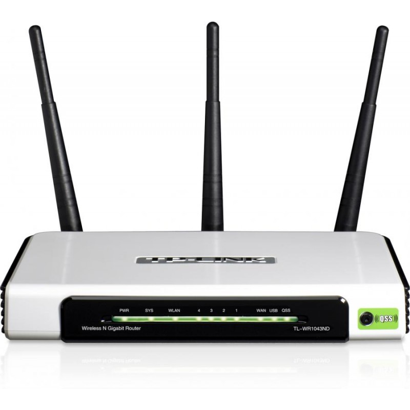 ROUTER WIIRELESS 300MBPS