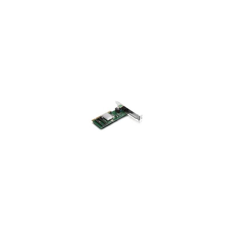 SCHEDA DI RETE GIGABIT PCI 10/100/1000 Mbps