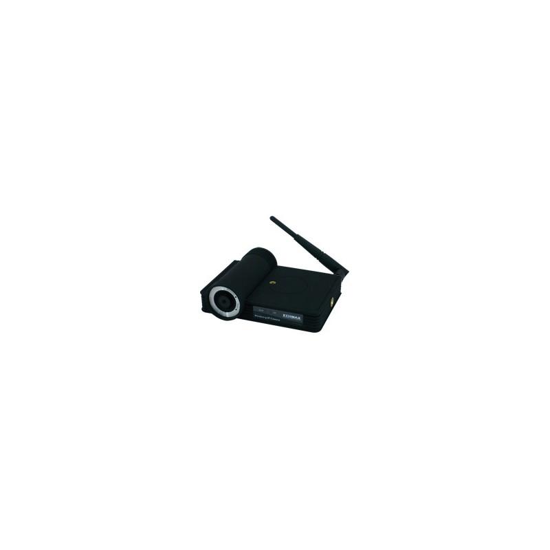 CAMERA IP WIRELESS 640X480 (VGA) 30 FPS