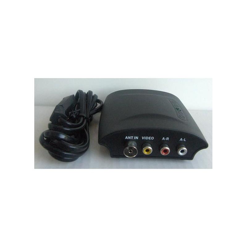 MODULATORE RF STEREO VHF PLL