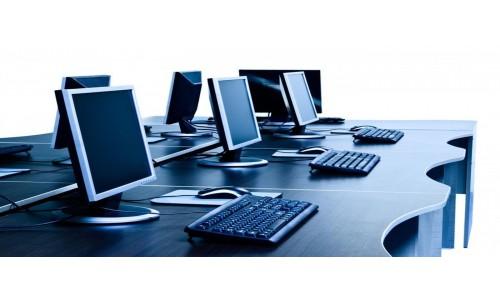 Prodotti riguardanti l'informatica: mouse,tastiere,monitor,PC,ventole