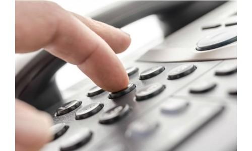 Telefonia, prodotti per le telecomunicazioni.Telefoni fissi.