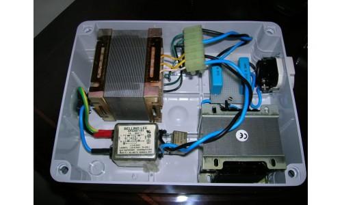 Protezioni di reti ed apparecchiature elettriche:  protezioni 220V